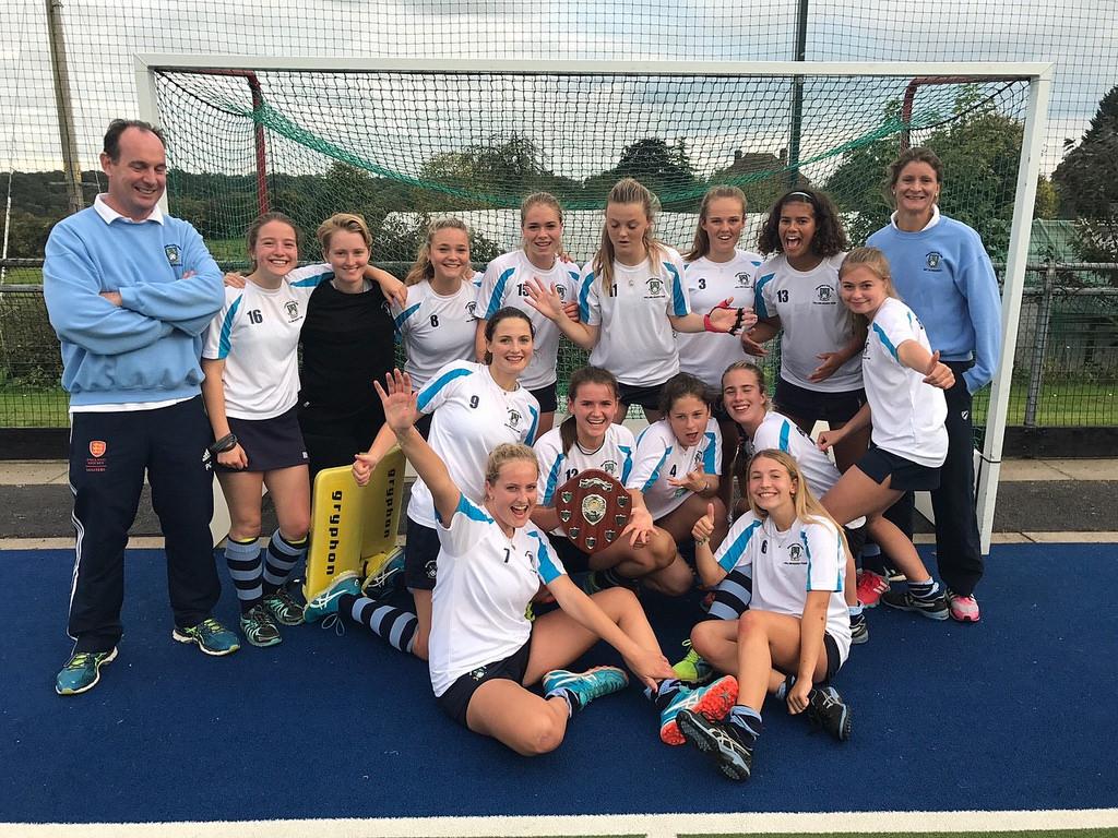 U18 Berkshire Schools Hockey Tournament - 20.09.2017